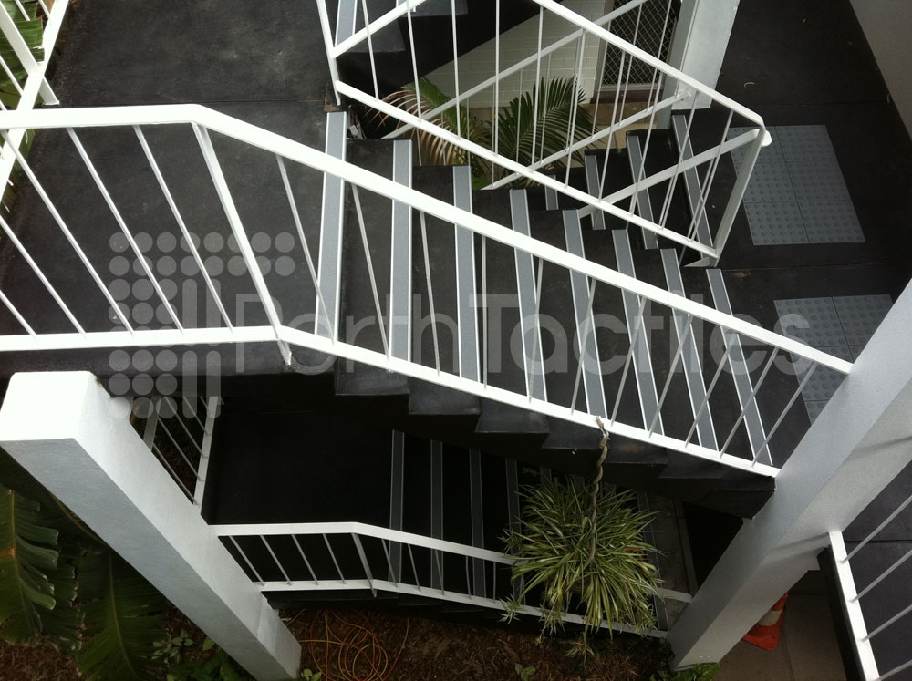 Safety Stair Tread Mary St Highgate