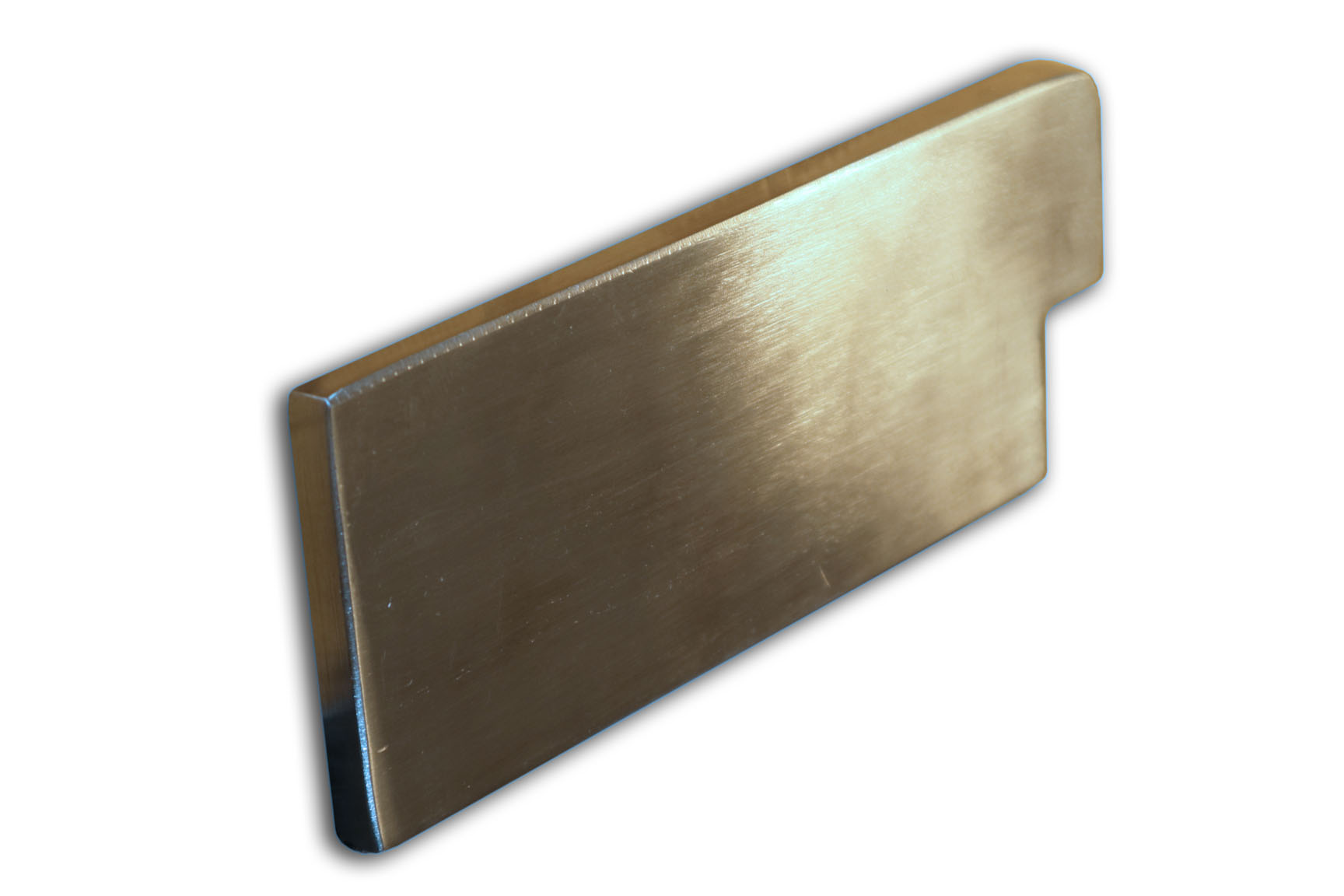 PERTH TACTILES STAINLESS STEEL FIN 60