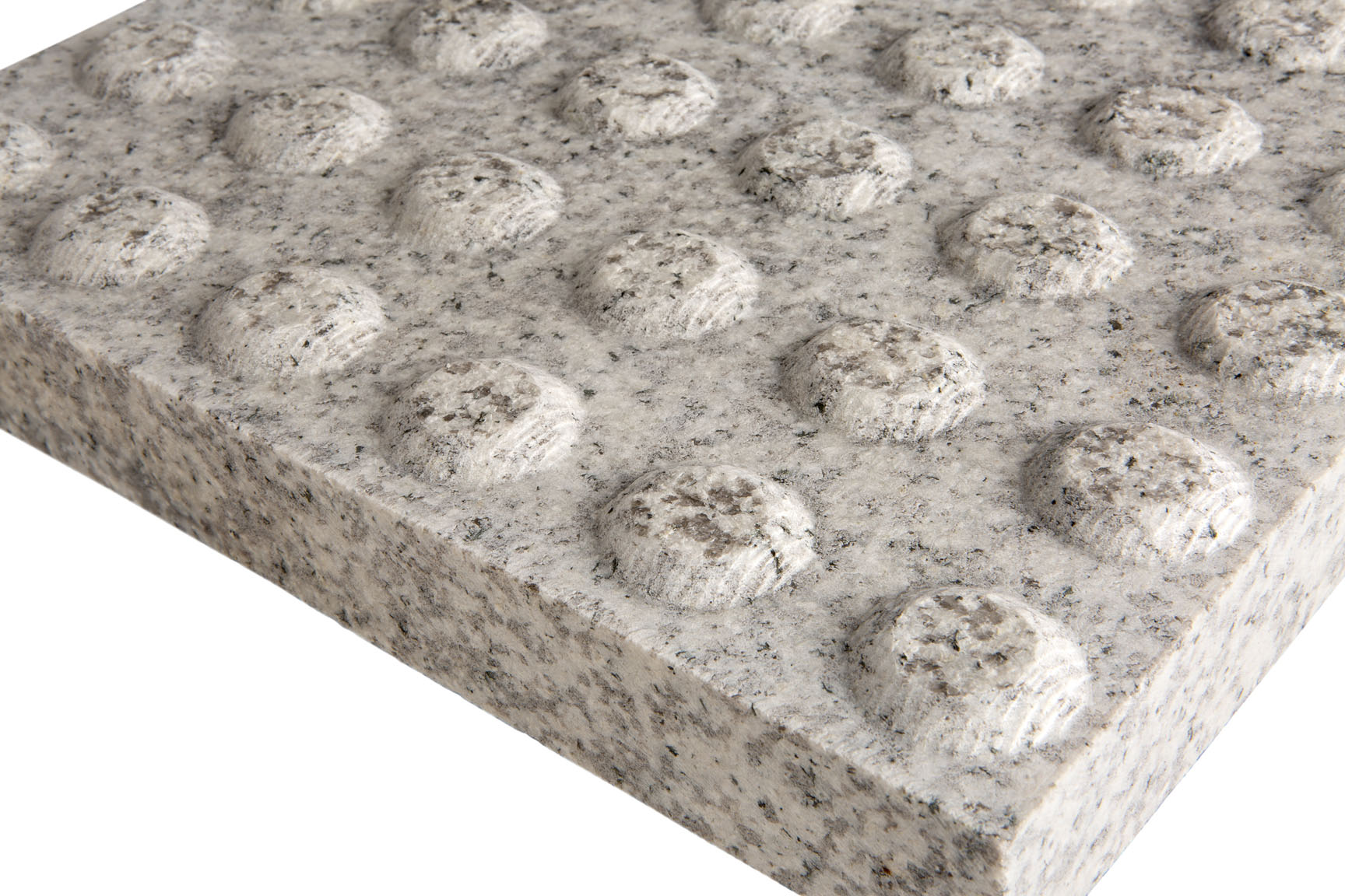 PTLGGW300 GRANITE LIGHT GREY WARNING TACTILES 300X300