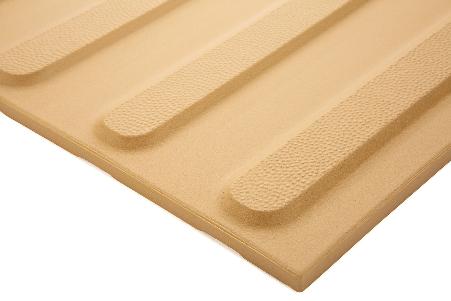 PTYCD300 CERAMIC YELLOW DIRECTIONAL TACTILE 300X300