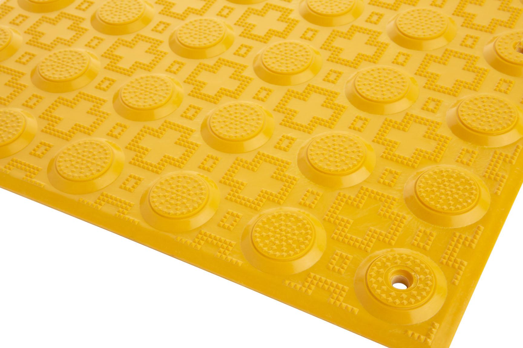 PTYSA600 -  Fibreglass Reinforced Polymer Tactiles - Perth Tactiles