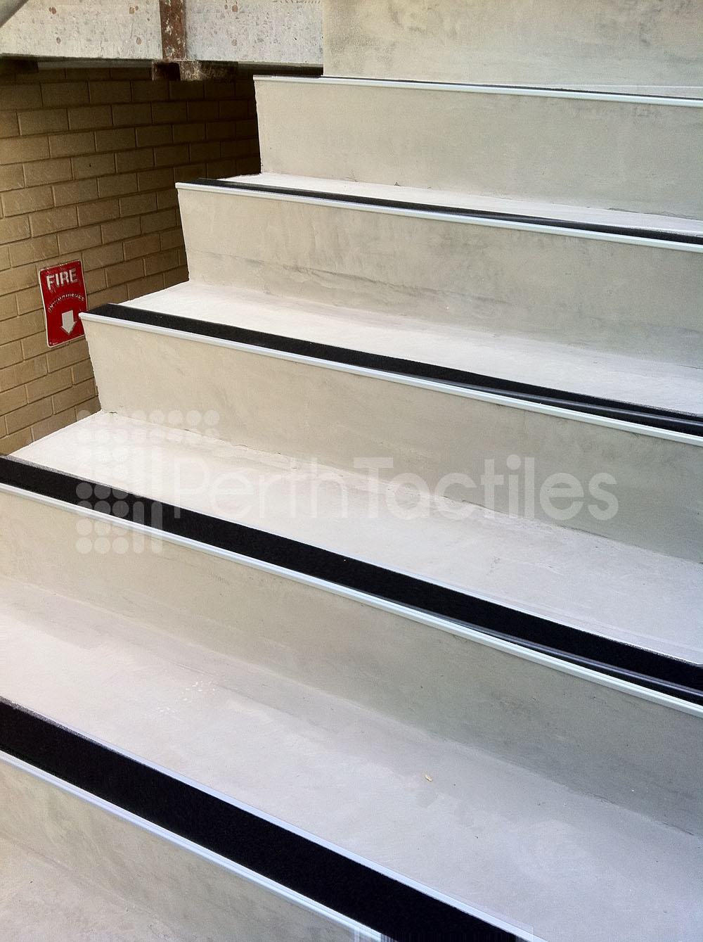 Safety Stair Tread Penhros College