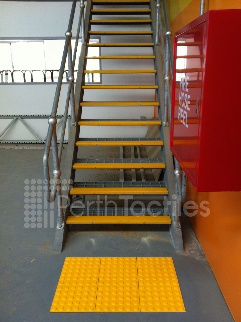 Safety Stair Treads And Stair Nosing Gallery Perth Tactiles